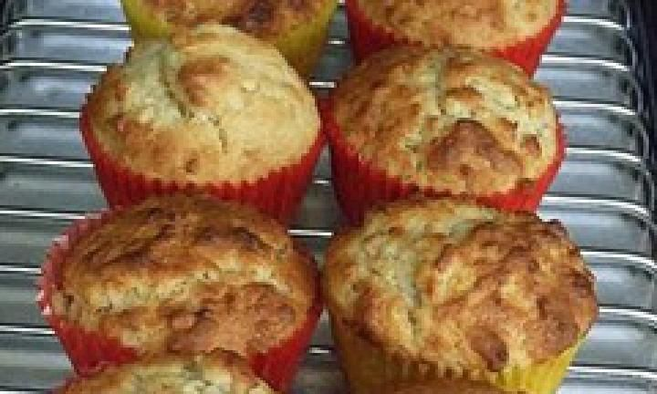 These healthy muffins are perfect for lunch boxes or as an after school snack. Yoghurt and banana make them beautifully moist while the oats help keep kids going all day long.