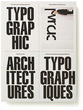 the invitation of 'Wim Crouwel: Architectures Typographiques 1956-1976': Wim Crouwel, Font Wimcrouwel, Graphicdesign Font, Typographic Architectures, Design Typography, Architectures Typographiques, Experimental Jetset, Print Graphicdesign, Typographic Design