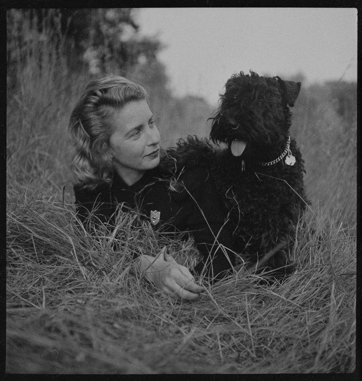 'Goodnight, Moon' author Margaret Wise Brown. We also adore 'Runaway Bunny'--classic children's literature.