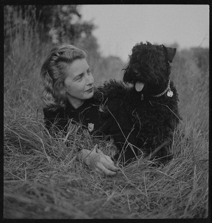 'Goodnight, Moon' author Margaret Wise Brown. We also adore 'Runaway Bunny'--classic children's literature.