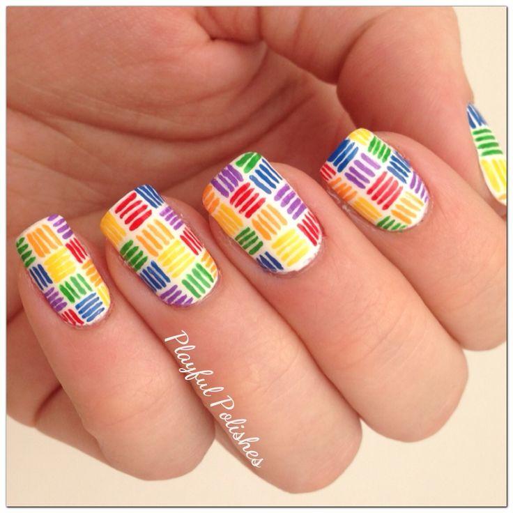329 mejores imágenes de Uñas en Pinterest | Diseño de uñas ...