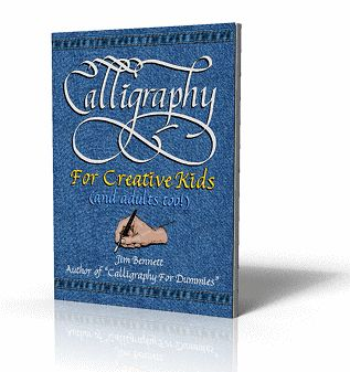 Calligraphy for Everyone! Calligraphy, Lessons, Books, Tips and more. Good possibility for handicrafts.