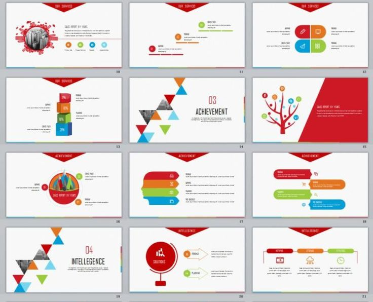 Best Powerpoint And Keynote Diagrams Images On