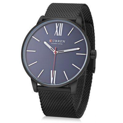 Just US$14.64 + free shipping, buy CURREN M8238 Men Quartz Watch online shopping at GearBest.com.