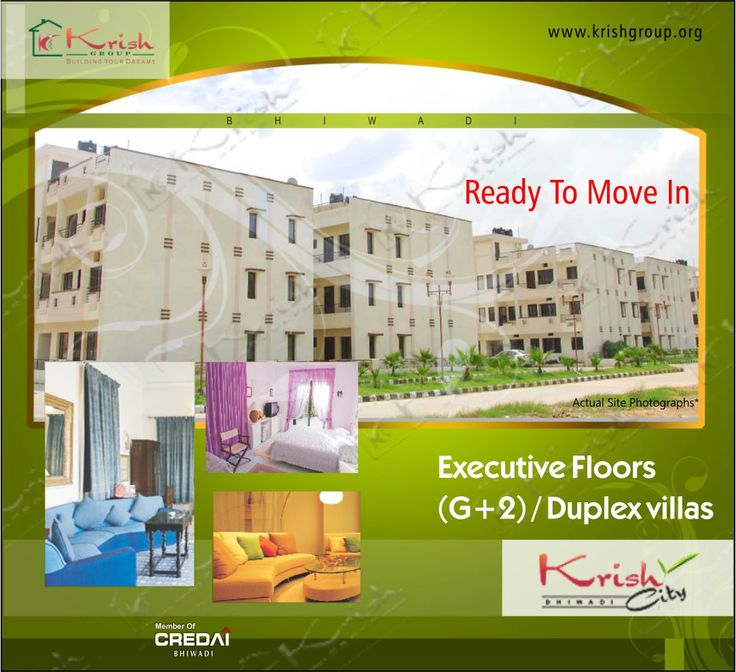 Krish city-1 2bhk property in Bhiwadi The area of the apartment is 870 Sqfeet (80.83 Sq Meter) 26.80 Lac Rs.These apartments has fully equipped with luxury & best amenities for your happy life. Flats in Bhiwadi are established in Green area there you can take a power nap for a long time in the pollution free environment and Maintenance of park, Electricity & plumbing etc. by skilled staff.You feel healthy when you are living here. You will change your turncoat about apartments when you see…