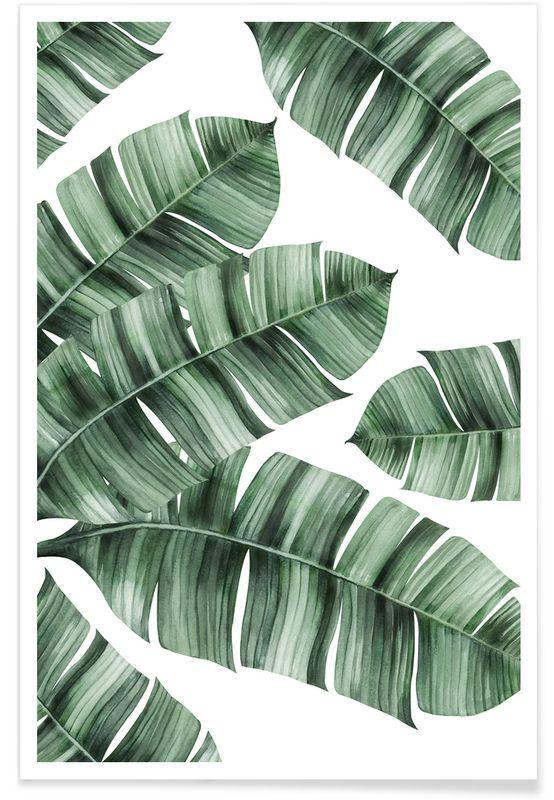 tropical no 8 als premium poster von typealive juniqe poster und bilder pinterest. Black Bedroom Furniture Sets. Home Design Ideas