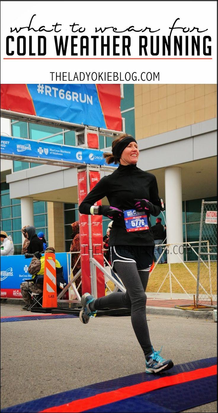 My Favorite Cold-Weather Running Gear #running