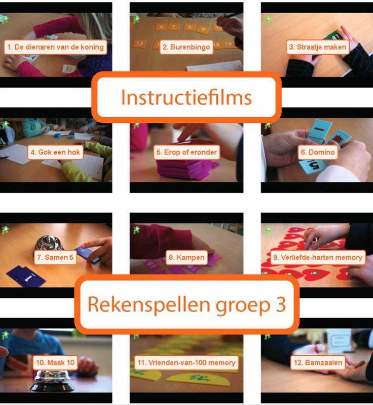 groep 3 Instructiefilms