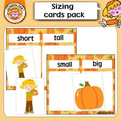 Free Worksheets » Pumpkin Math Kindergarten - Free Math Worksheets ...