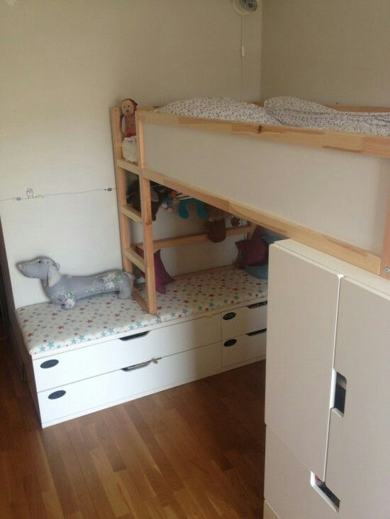 Un petit billet de 300 400 en plus keras room for Ikea bunk bed kids