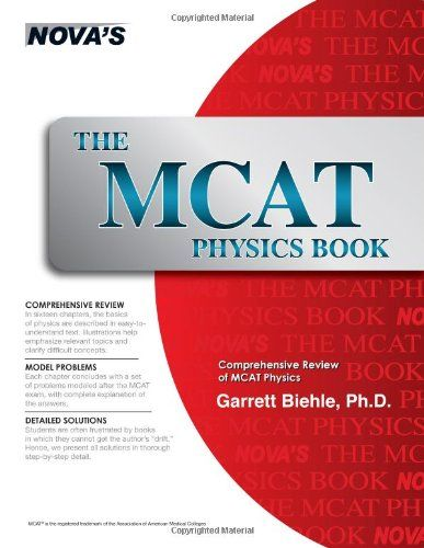117 best mcat images on pinterest learning study tips and studying the mcat physics book revised for mcat by garrett biehle the book is related to genre of physics format of book is pdf and size of books is fandeluxe Images