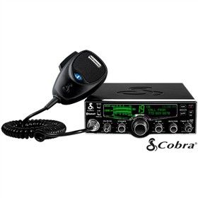 The Cobra 29LX is a classic CB radio which is a perfect blend of new looks and advanced features for drivers on the go.