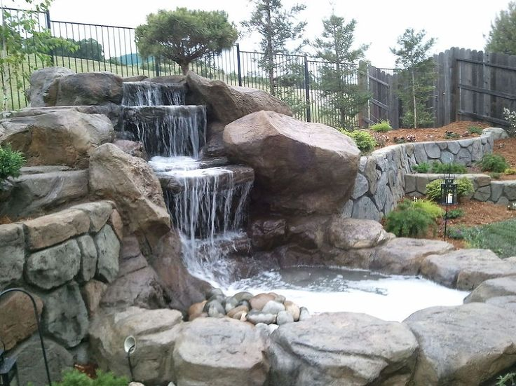 Backyard Water Features Nh Stand Alone Water Feature