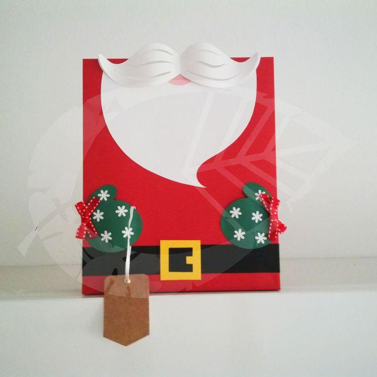 Caja Santa para regalos #Navidad