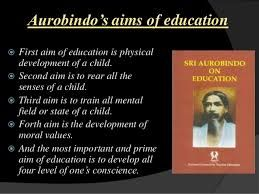 sri aurobindo's views on education