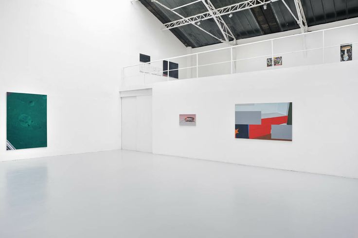 Art hotspot 'Galerie Hussenot' is located in a 300m2 ancient printing factory in the heart of the Marais | #Paris