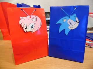And Who Says You Can't?: MORE SONIC BIRTHDAY!!!