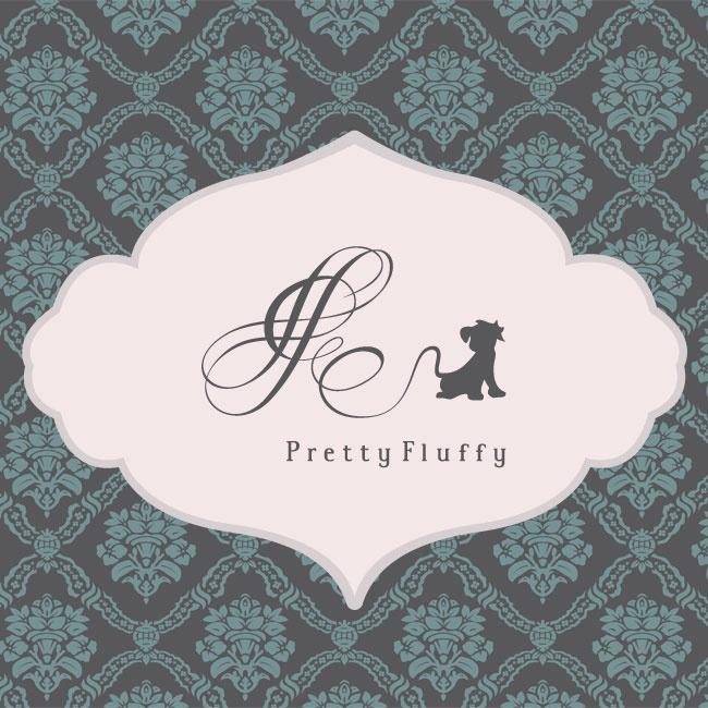 Pretty Fluffy original Logo Design
