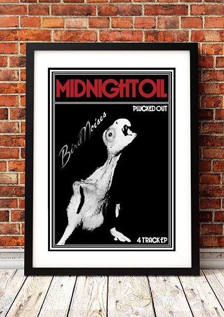 Midnight Oil - 1980