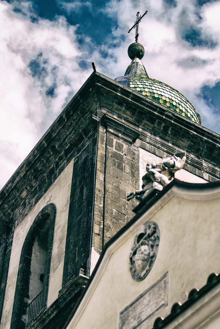 Il Campanile di Sant'Agata dei Goti