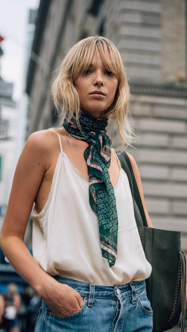 Reef camisole styling idea