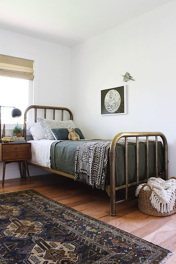 A Modern Little Boy's Room – The Big Reveal!