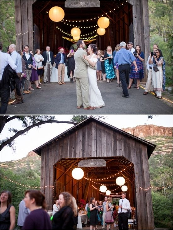Covered Bridge Wedding Parks Receptions And Cas