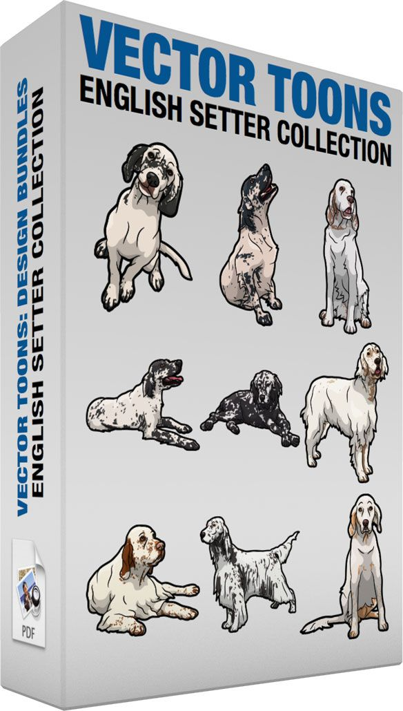 English Setter Collection :  Bundle of images includes the following:  A very adorable English Setter pet dog A dog with white fur and dark grayish spotty face and droopy ears sitting on the floor while tilting its head to the left  A lovely and rare English Setter pet dog A dog with white fur and dark blue spotty face and droopy ears sitting on the floor while raising its head to howl  A cute English Setter pet dog A dog with white fur and beige spotty face and droopy ears sitting on the…