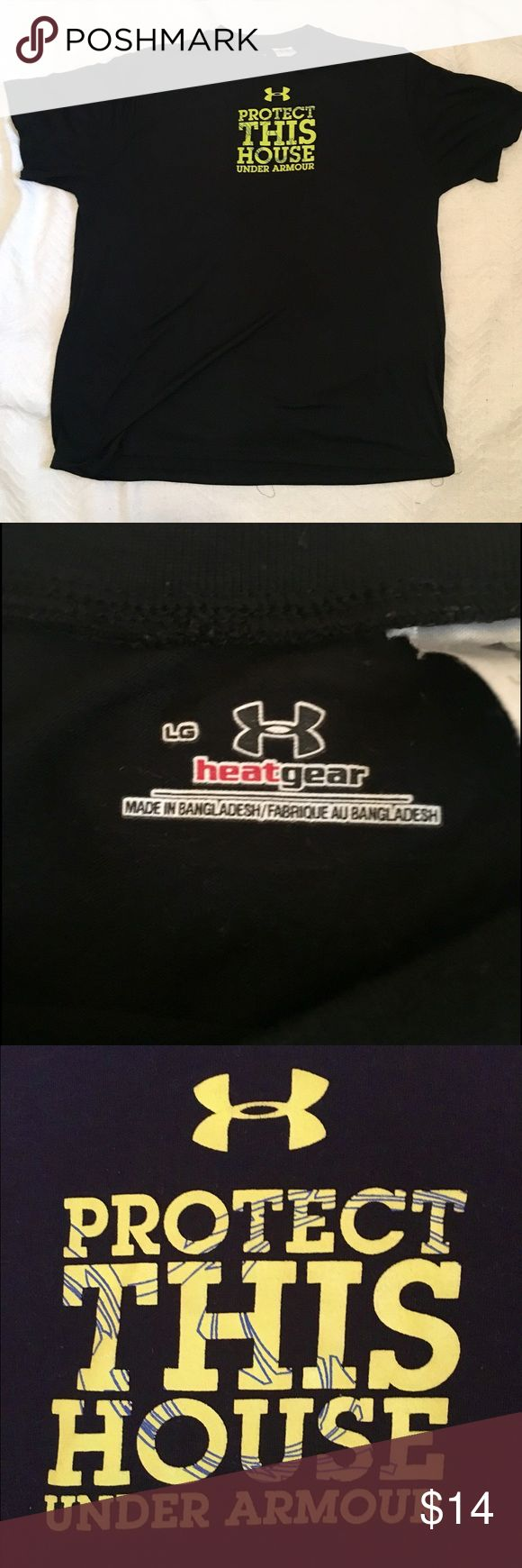 Mens Under Armour Shirt Great used condition Under Armour shirt. Under Armour Shirts Tees - Short Sleeve