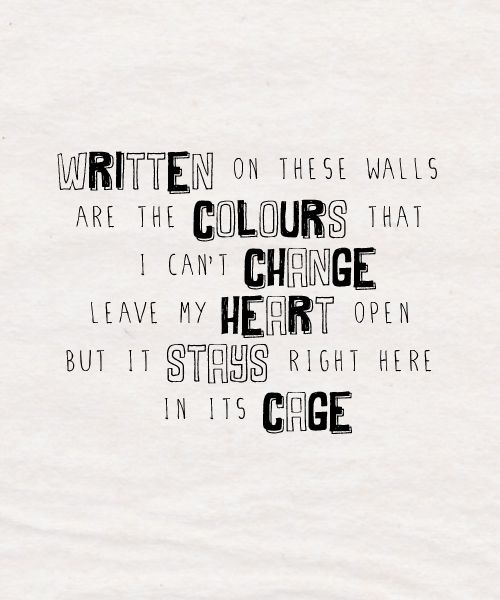 One Direction Song Lyrics Quotes: 595 Best Just Broken Images On Pinterest