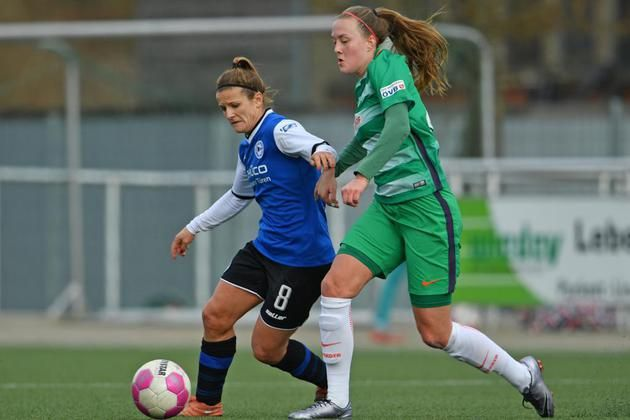 2. Frauen-Bundesliga: DSC in Potsdam +++  Arminia erstmals ohne Kmiecik