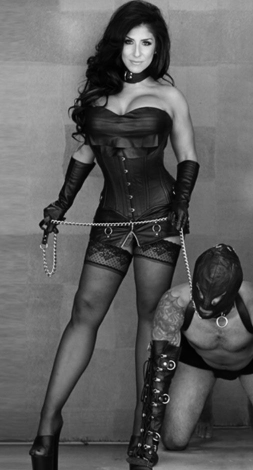 Sexy women dominatrix