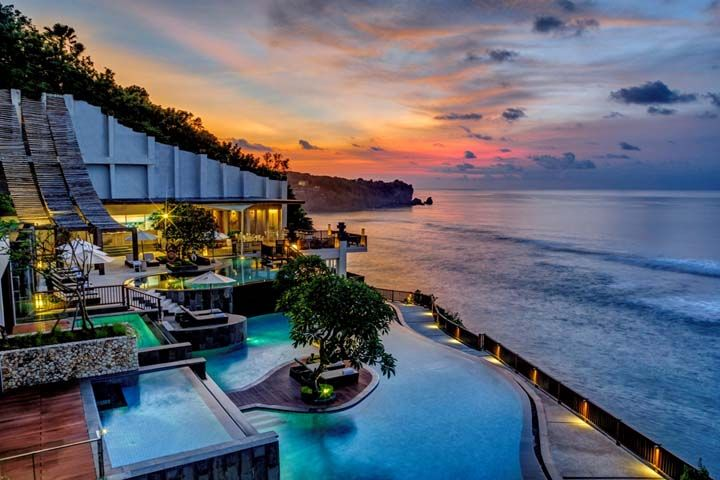 アナンタラ・ウルワツ・リゾート&スパ(Anantara Bali Uluwatu)