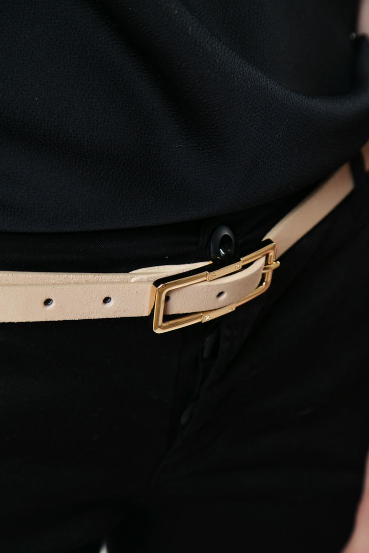 Adjustable length. Can be worn on your hips and waist.  http://www.modaboom.com/accessories/belts/lalala/