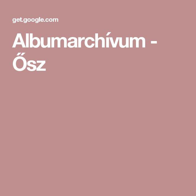 Albumarchívum - Ősz