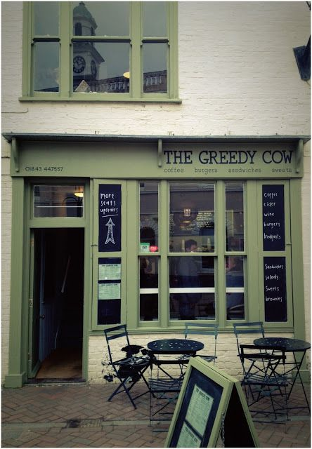 The Greedy Cow | Margate, UK