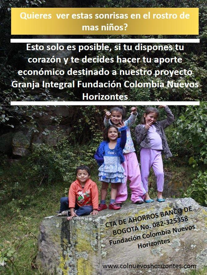 fundacion colombia nuevos horizontes in Soacha, Cundinamarca