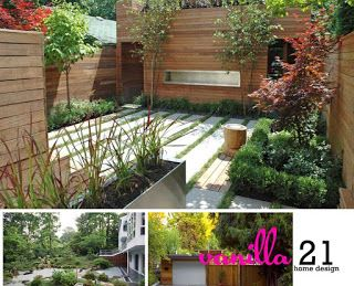 Japanese Style Garden Design Ideas | Vanilla 21