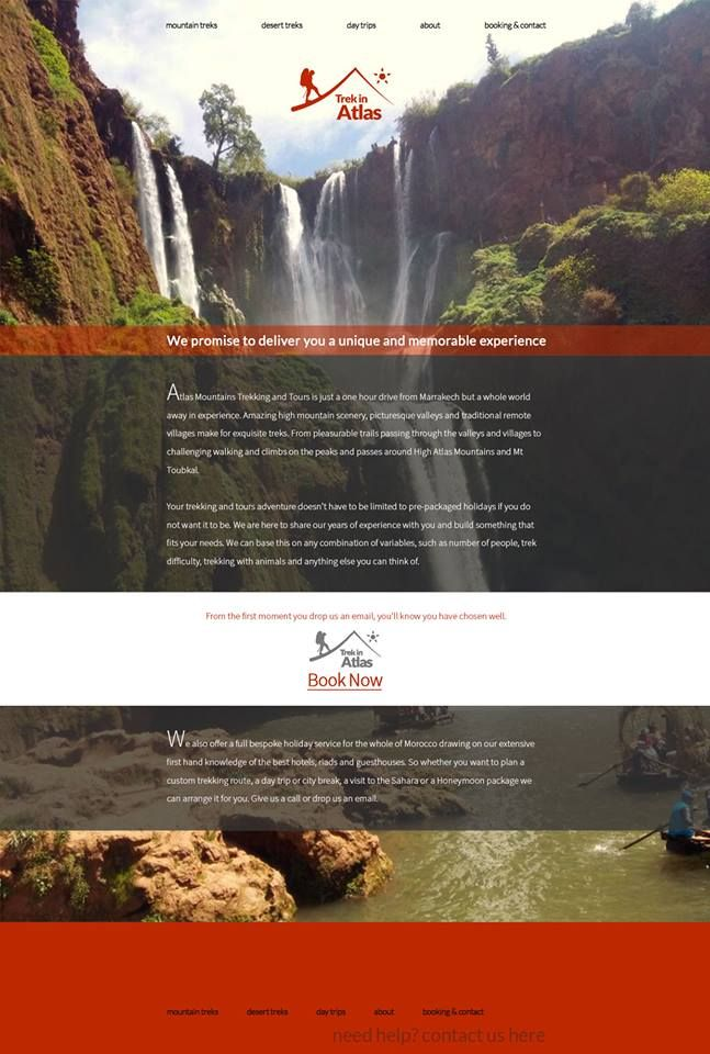 Website User Interface design by Engine Head Studio.