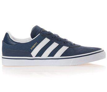 Oh man! Adidas Busenitz Vulc Shoe Uniform Blue/White/Uniform Blue > Shoes | Active Ride Shop