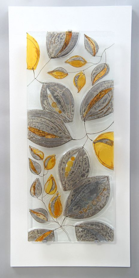 Wendy Newhofer - fused glass                                                                                                                                                      More