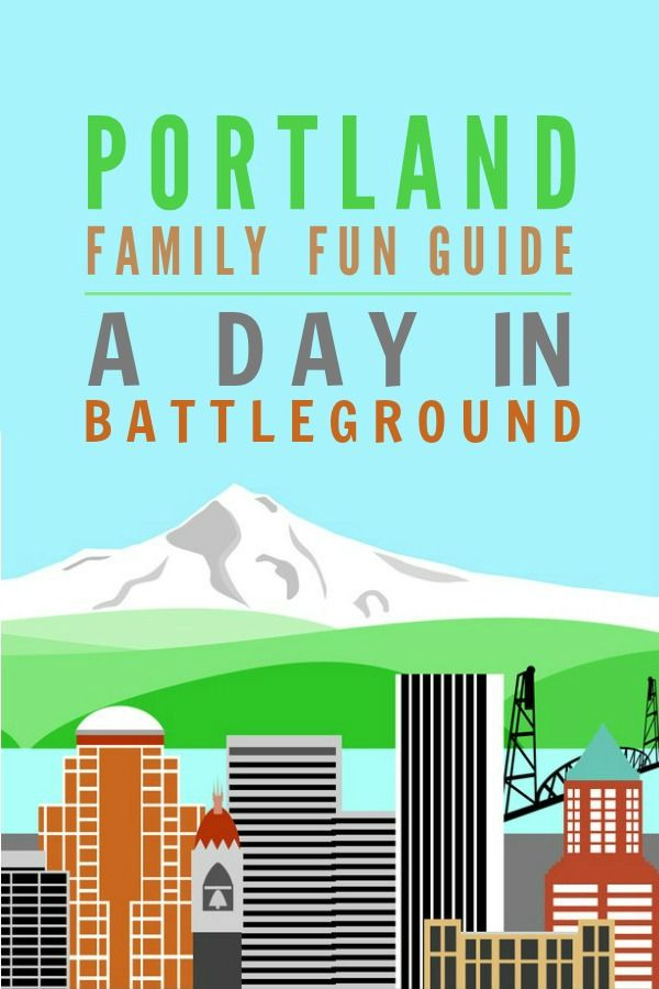 Portland Family Fun Guide: A Day in Battle Ground, Washington - Frugal Living NW