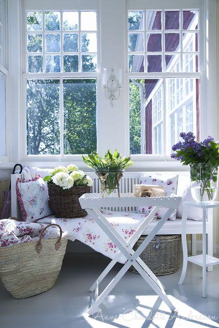 #shabby #garden room