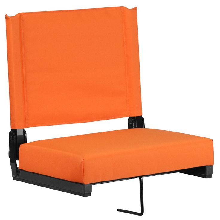 Orange Stadium Chair