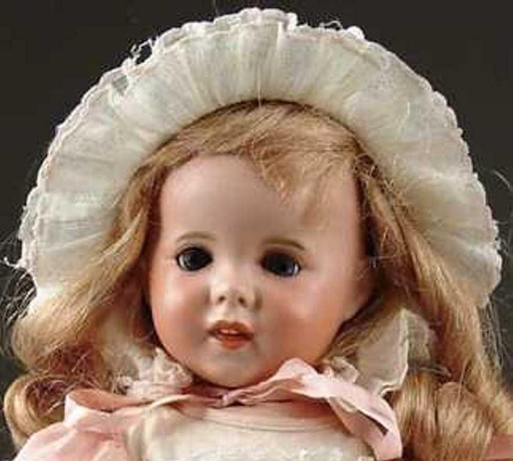 """SFBJ 247 """"Twerp"""": Sfbj Puppen, Antiques Sfbj, Sfbj 247"""