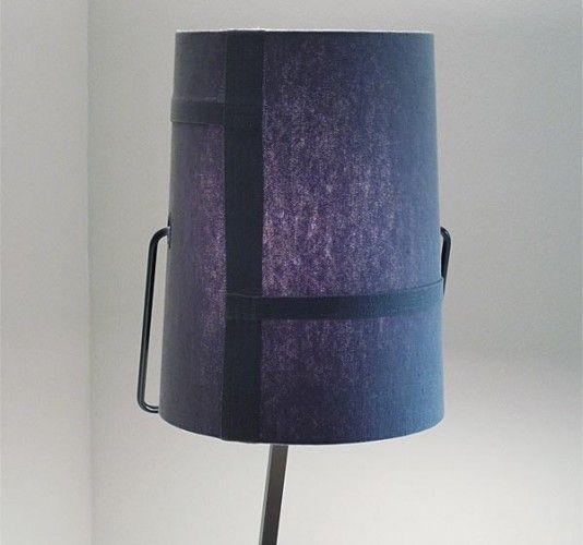 Beleuchtung Meines Wohnzimmers Lila Lampe Diesel Leuchte Lamp