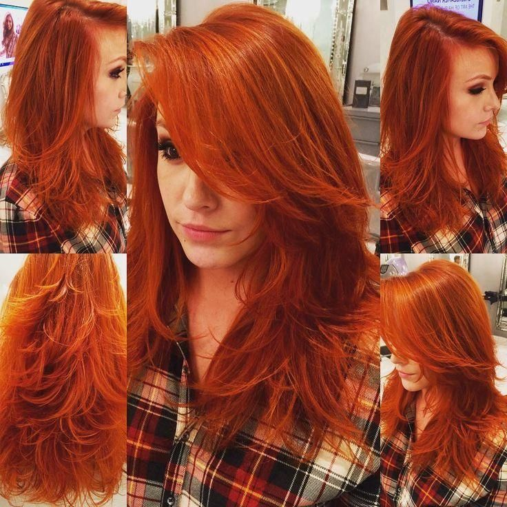 Long Hairstyles Red Hair Hairstyles For Long Curly Red Hair Hairstyles For Long Straight Red Hair Are Correct Cho Hair Styles Long Layered Hair Long Red Hair