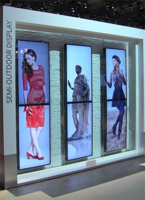 TruMatrix | Video Walls  http://gloaxsolutions.com/tru-digital-signage-series/trumatrix-video-wall/