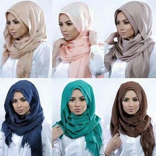 Hijabiii idea ♡♡♡