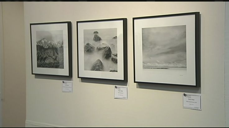 People with a creative eye got the chance to view a special photography exhibit on Sunday night.